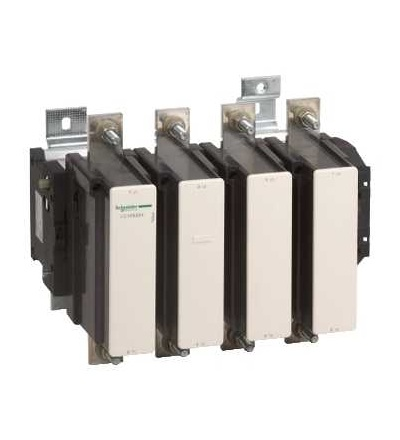 Schneider Electric LC1F6304P7 TeSys F stykač, 4p (4 Z), AC-1, ? 440 V 1000A, cívka 230 V AC