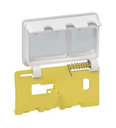 Schneider Electric GV2V01 TeSys GV2-uzamykací zařízení-pro GV2-ME ovládač-1..3 uzamyk.zař.O 4..8mm shank