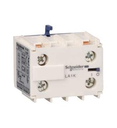 LA1KN20 TeSys K, blok pomocných kontaktů, 2Z, šroubové svorky, Schneider Electric