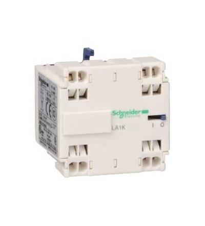 Schneider Electric LA1KN113 TeSys K, blok pomocných kontaktů, 1Z+1V, pružné svorky
