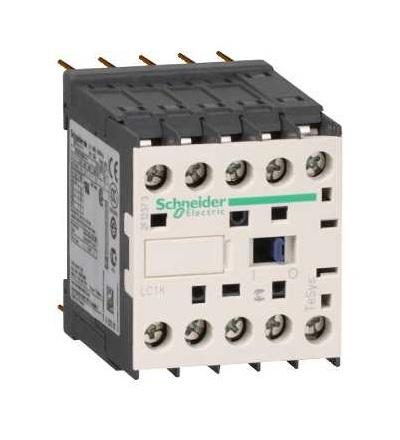 LC1K1610F7 TeSys K stykač, 3p (3Z), AC-3, ? 440 V 16A, cívka 110 V AC, Schneider Electric
