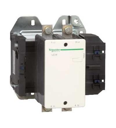 Schneider Electric LC1F5002P7 TeSys F stykač, 2p (2 Z), AC-1, ? 440 V 700A, cívka 230 V AC