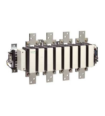 Schneider Electric LC1F7804 TeSys F stykač, 4p(4 Z), AC-1, ? 440 V 1600A, bez cívky