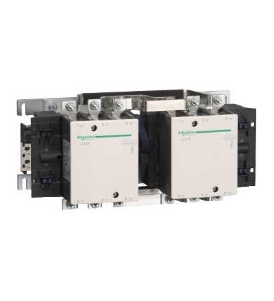 Schneider Electric LC2F265M7 TeSys reverzační stykač LC2-F, 3p, AC-3, ? 440 V 265A, cívka 220 V AC