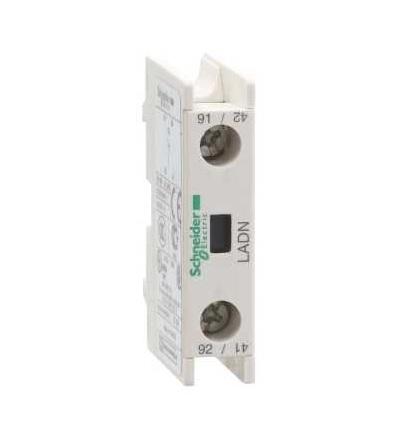 LADN10 TeSys D, blok pomocných kontaktů, 1Z, šroubové svorky, Schneider Electric