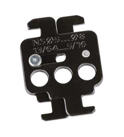 Schneider Electric GV7V01 Uzamykací zařízení -pro motorový jistič GV7 -1...3 zámky O 5...8mm