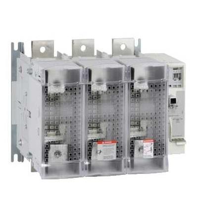 Schneider Electric GS2TU3 Tělo pojistkového odpínače TeSys GS2, 3p, UL 800A, vel. poj. L
