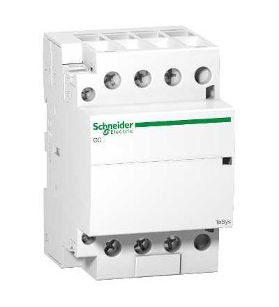Schneider Electric GC4030F5 TeSys GC, instalační stykač, 40A, 3 Z, cívka 110 V AC