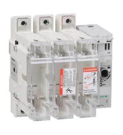 Schneider Electric GS2QQ3 Tělo pojistkového odpínače TeSys GS2Q, 3p, 400A, DIN 2
