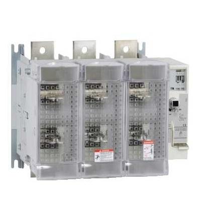 Schneider Electric GS2V3 Tělo pojistkového odpínače TeSys GS2V, 3p, 1250A, DIN 4