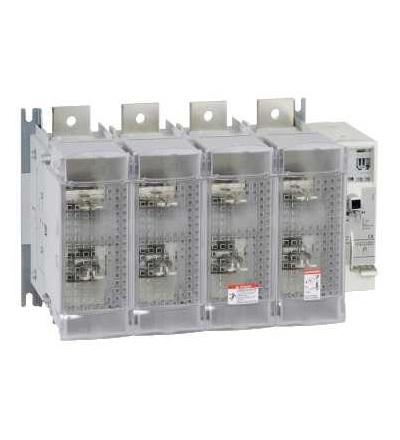 Schneider Electric GS2V4 Tělo pojistkového odpínače TeSys GS2V, 4p, 1250A, DIN 4