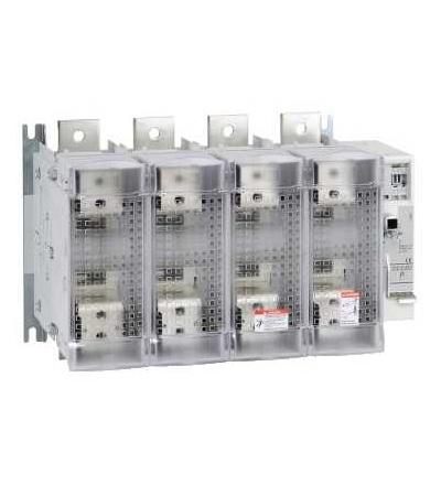 Schneider Electric GS2VB4 Tělo pojistkového odpínače TeSys GS2V, 4p, 1250A, DIN D1