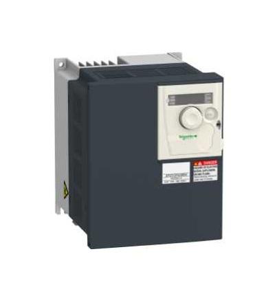 Schneider Electric ATV312HU40N4B Frekvenční měnič ATV312, 4kW, 9,2kVA, 150 W, 380..500 V, 3 fáz. napájení