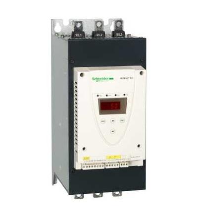 Schneider Electric ATS22C17S6 Softstartér, ATS22, ovl. 220V, výkon 230V(45kW)/400...440V(90kW)/500V(110kW)