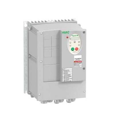 Schneider Electric ATV212WU22N4C Frekvenční měnič ATV212, 2,2kW, 3hp, 480V, 3ph, EMC třída C1, IP55