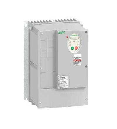 Schneider Electric ATV212WU75N4C Frekvenční měnič ATV212, 7,5kW, 10hp, 480V, 3ph, EMC třída C1, IP55
