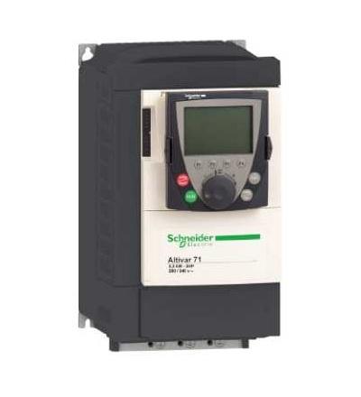 Schneider Electric ATV71HU40N4S337 Frekvenční měnič ATV71, 4kW 5HP, 480V, filtr EMC