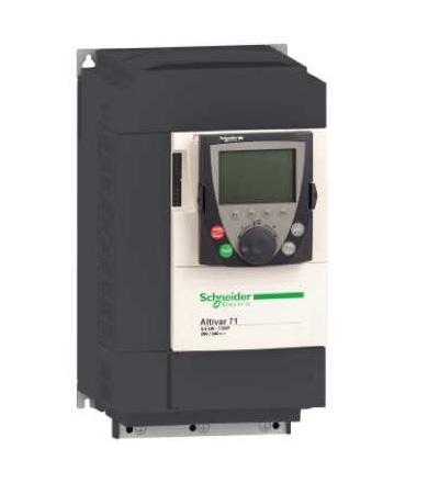 Schneider Electric ATV71HU75N4Z Frekvenční měnič ATV71, 7,5kW 10HP, 480V, EMC filtr
