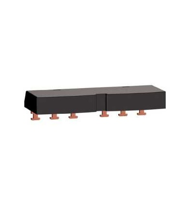 Schneider Electric GV3G264 TeSys GV3-propoj.sběrnice pro 2 stykače-pro LC1 D40A.D65A-GV3 L nebo GV3 P