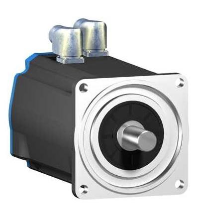 Schneider Electric BSH1404P32F2P AC servomotor BSH, 32,1 N.m, 3000 rpm, hřídel s perem, s brzdou, IP65