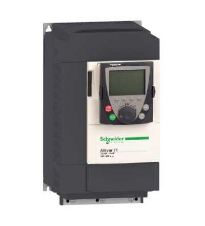 Schneider Electric ATV71HU75N4S337 Frekvenční měnič ATV71, 7,5kW 10HP, 408V, filtr EMC