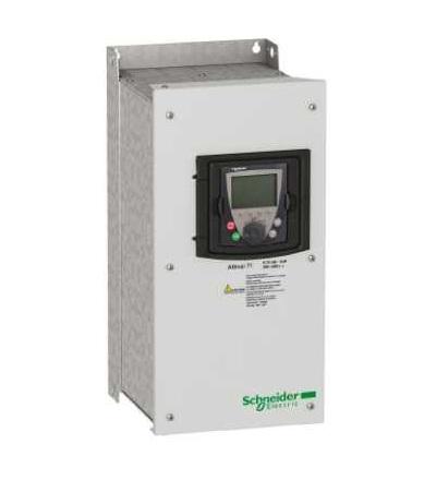 ATV71W075N4 Frekvenční měnič ATV71, 0,75kW 1HP, 480V, filtr EMC, IP54, Schneider Electric