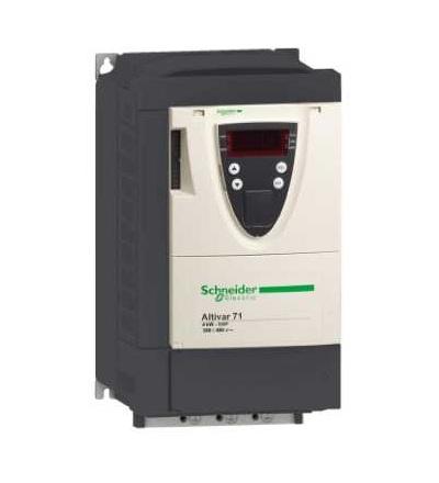 Schneider Electric ATV71HU40N4Z Frekvenční měnič ATV71, 4kW 5HP, 480V, EMC filtr