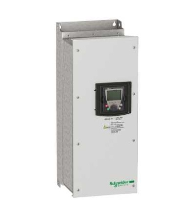 Schneider Electric ATV71WD11N4A24 Frekvenční měnič ATV71, 11kW, 15HP, 480 V, Třída A EMC filer, IP54