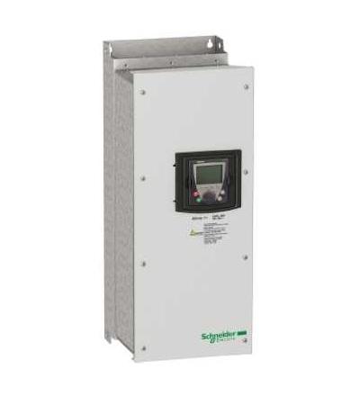 Schneider Electric ATV71WD75N4A24 Frekvenční měnič ATV71, 75kW, 100HP, 480 V, Třída A EMC filtr, IP54
