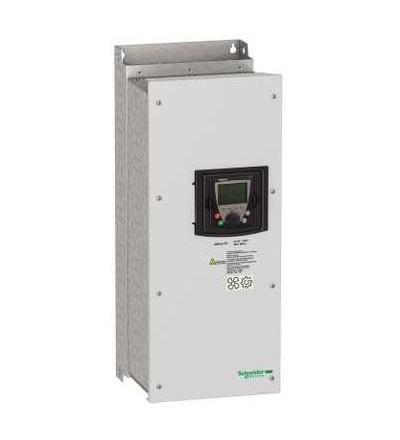 Schneider Electric ATV61WU75N4A24 Frekvenční měnič ATV61, 7,5kW 10HP, 380...480V, filtr EMC, IP54