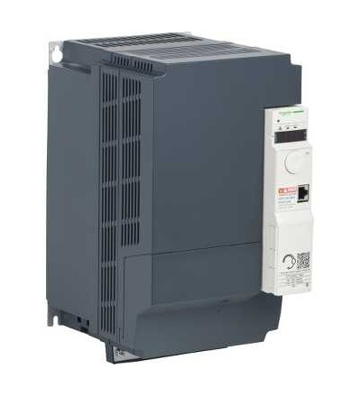 ATV32HD11N4 Frekvenční měnič ATV32, 11 kW, 400 V, 3 fáz., s chladičem, Schneider Electric
