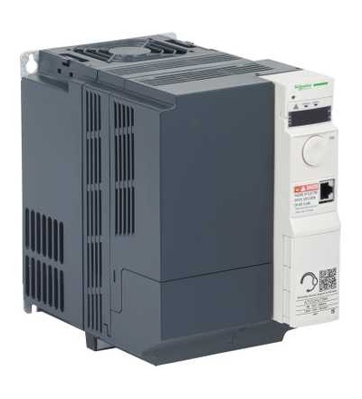 Schneider Electric ATV32HU75N4 Frekvenční měnič ATV32, 7,5 kW, 400 V, 3 fáz., s chladičem