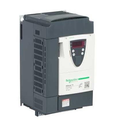 Schneider Electric ATV71HU55N4Z Frekvenční měnič ATV71, 5,5kW 7,5HP, 480V, EMC filtr