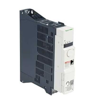 ATV32H075N4 Frekvenční měnič ATV32, 0,75 kW, 400 V, 3 fáz., s chladičem, Schneider Electric