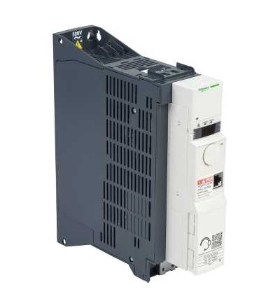 Schneider Electric ATV32HU22N4 Frekvenční měnič ATV32, 2,2 kW, 400 V, 3 fáz., s chladičem