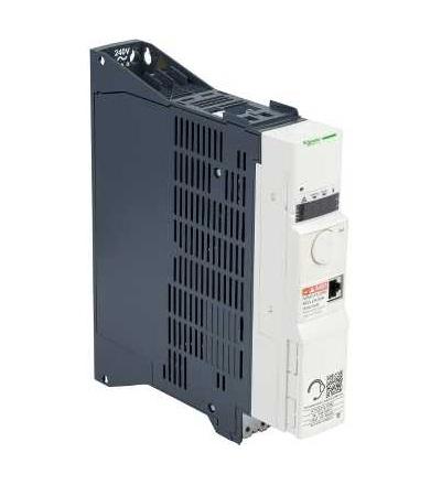 Schneider Electric ATV32H075M2 Frekvenční měnič ATV32, 0,75 kW, 200 V, 1 fáz., s chladičem