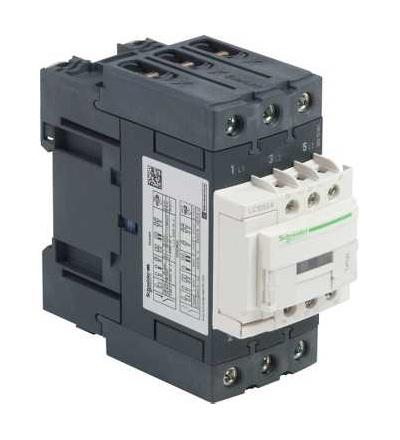 LC1D50AB7 TeSys D stykač, 3p(3Z), AC-3, ? 440 V 50A, 24 V AC cívka, Schneider Electric