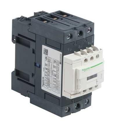 LC1D50AF7 TeSys D stykač, 3p(3Z), AC-3, ? 440 V 50A, 110 V AC cívka, Schneider Electric