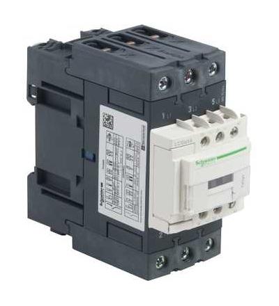 LC1D65AB7 TeSys D stykač, 3p(3Z), AC-3, ? 440 V 65A, 24 V AC cívka, Schneider Electric