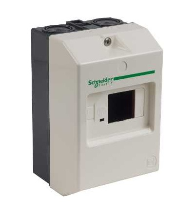 Schneider Electric GV2MC01 TeSys GV2, prázdná skříňka, pro GV2ME, IP41, povrchová montáž