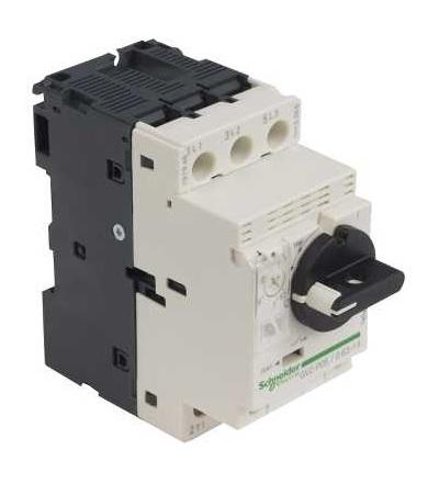 Schneider Electric GV2P05 TeSys GV2p-spouštěč motoru-0,63...1A-3p 3d-nadproud.-zkrat.ochr.-šroub.svorky