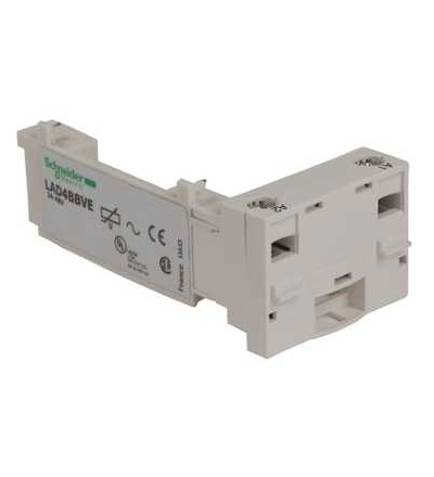 Schneider Electric LAD4BBVE Retrofit adaptér cívky, pro TeSys D