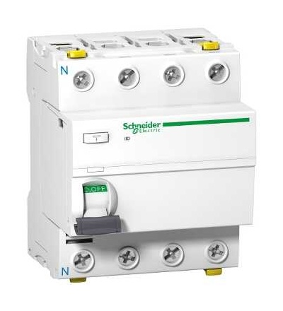Schneider Electric A9Z95463 Proudový chránič iID, 4p, 63A, 300mA, typ S A SI THV