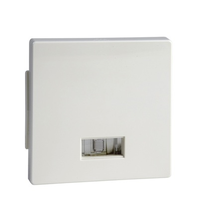 MTN343819 Aquadesign, klapka pro vypínač s kontrolkou, IP44, polar, Schneider Electric