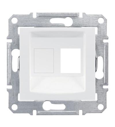 SDN4300621 Kryt pro 1xRJ45 AMP, MOLEX, polar, Schneider Electric