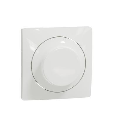 SDD111503 Náhradní díly pro otočný stmívač, Bílá, Schneider electric