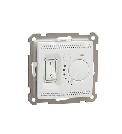 SDD111506 Prostorový termostat16A, Bílá, Schneider electric