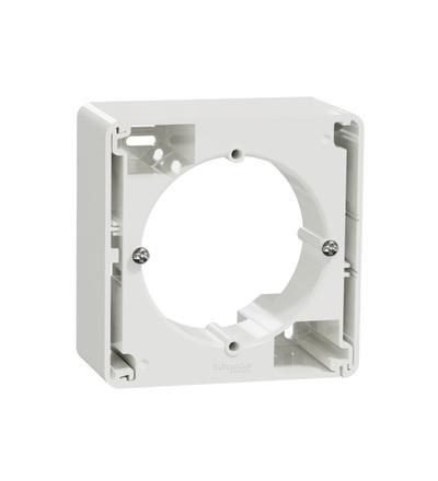 SDD111901 Krabice povrchová, Bílá, Schneider electric