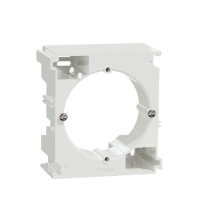 SDD111902 Krabice povrchová vícenásobná, Bílá, Schneider electric