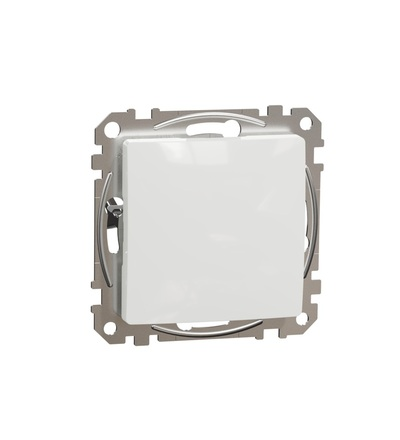 SDD111904 Záslepný kryt, Bílá, Schneider electric